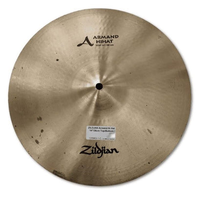 ZILDJIAN Hi Hat Quick Beat  14