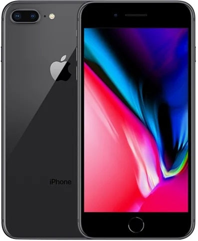 Apple iPhone 8 Plus Space Grey 64gb Unlocked Grade B Preowned