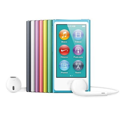 Apple iPod Nano 7th Generation A1446 16gb Silver Preowned