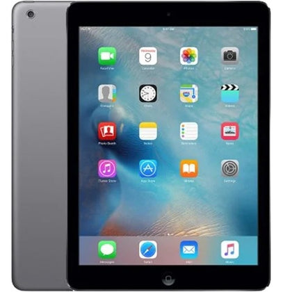 Apple iPad Air 1st Gen (A1474) 16gb Silver Wifi Grade C Preowned