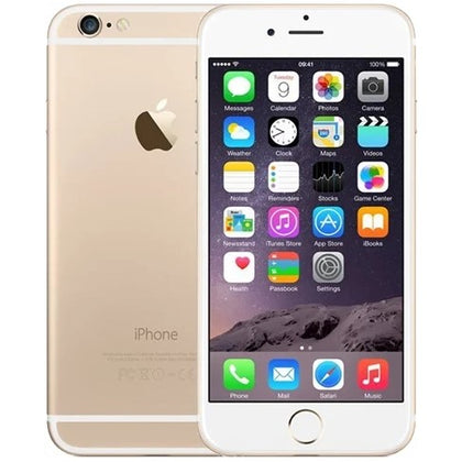 Apple iPhone 6 16gb Gold Unlocked Grade B Preowned