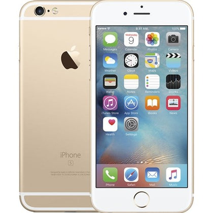 Apple iPhone 6s Gold 64gb Unlocked Grade B Preowned