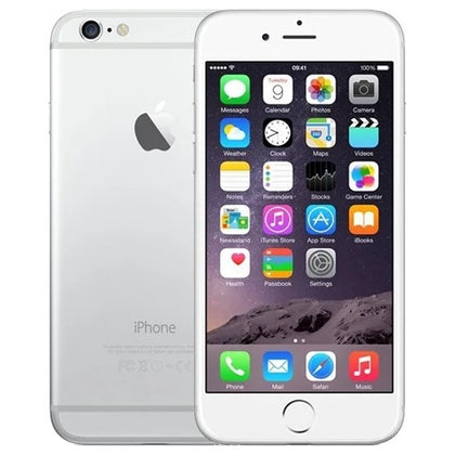 Apple iPhone 6 Silver 64GB Unlocked Grade B Preowned