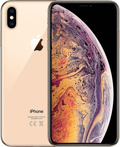 Apple iPhone XS Max Gold 256gb Unlocked Grade C Preowned