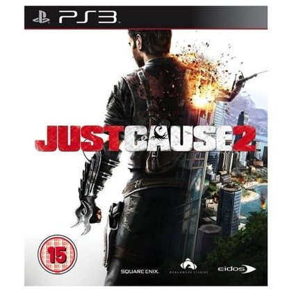 PS3 - Just Cause 2 (15) Preowned