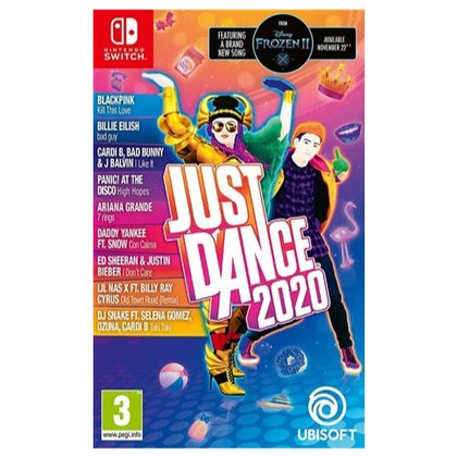 Switch - Just Dance 2020 (3) Preowned