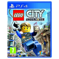 PS4 - Lego City Undercover (7) Preowned