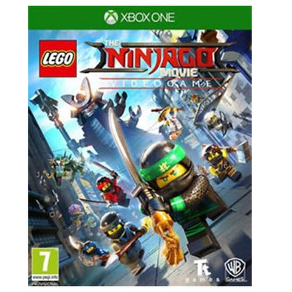 Xbox One - Lego The Ninjago Movie Videogame (7) Preowned