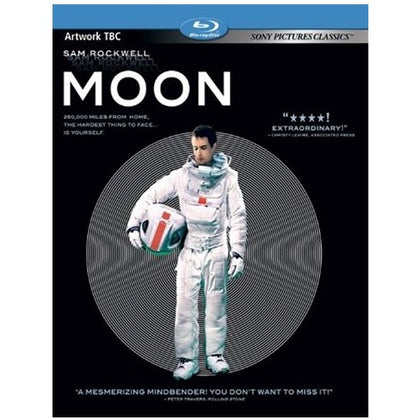 Blu-Ray - Moon (15) Preowned