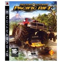 PS3 - Motor Storm Pacific Rift (16+)  Used