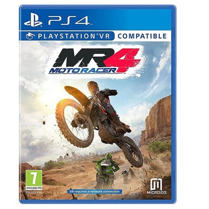 PS4 - MR4 Motoracer (7) Preowned
