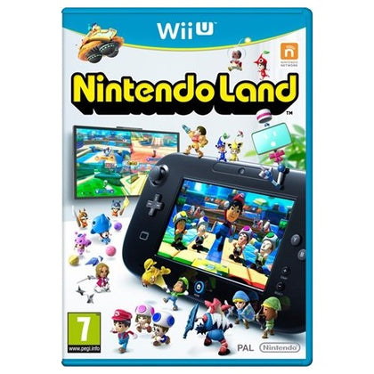 Wii U - Nintendo Land (7) Used