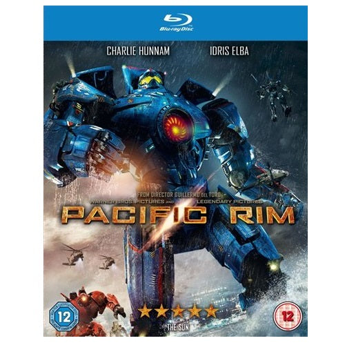 Blu-Ray - Pacific Rim (12) Preowned