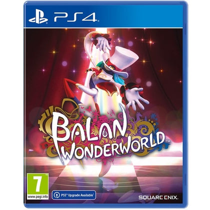 PS4 - Balan Wonderworld (7) Pre-Owned