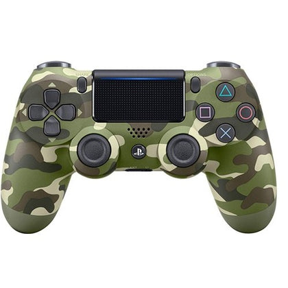 Playstation 4 Green Camo Controller Preowned