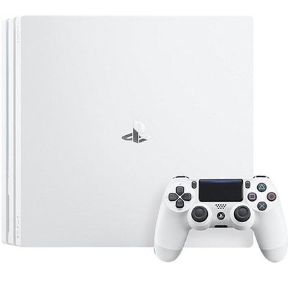 Playstation 4 Pro 1TB Console White Preowned