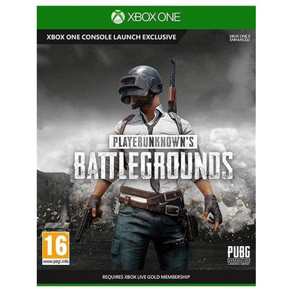 Xbox One - Player Unknown's Battlegrounds v(16) Preowned