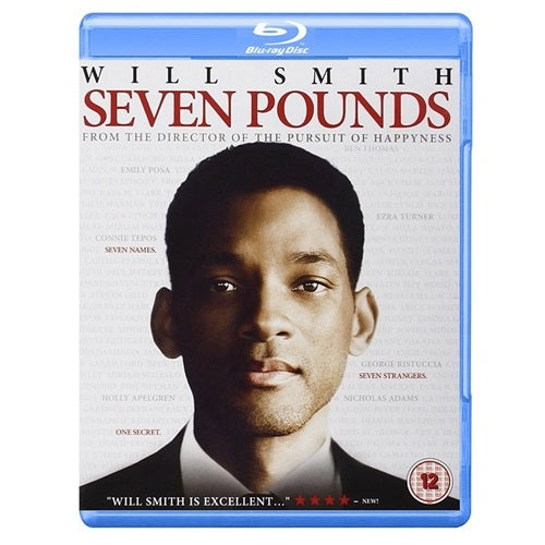 Blu-Ray - Seven Pounds (12) Preowned