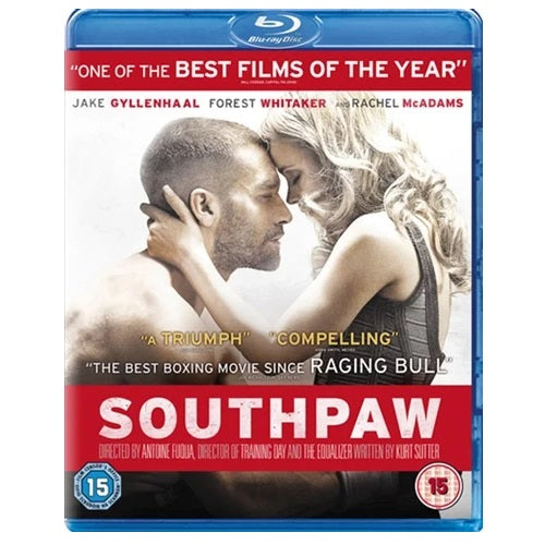 Blu-Ray - Southpaw (15) Preowned