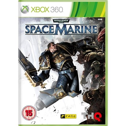 360 - Warhammer 40k Space Marine (15) Preowned