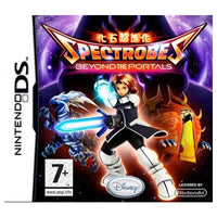DS - Spectrobes Beyond The Portals (7+) Preowned