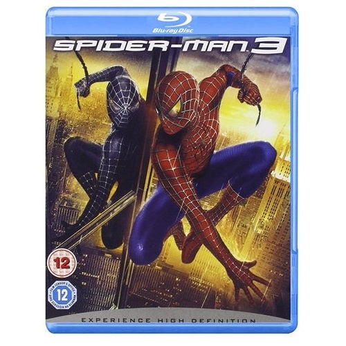 Blu-Ray - Spider-Man 3 (12) Preowned