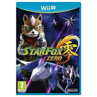 Wii U - Star Fox Zero (7) Used