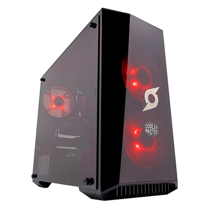 Stormforce Cooler Master Tower AMD Athlon 3000G 8GB 2TB Windows 10 Preowend Collection Only