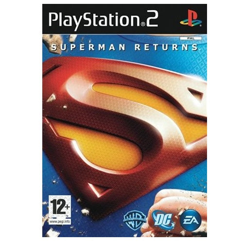 PS2 - Superman Returns (12) Preowned