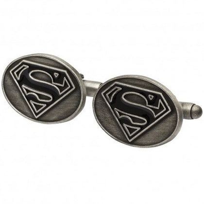 Pop Culture - Superman Cuff Links Preowned