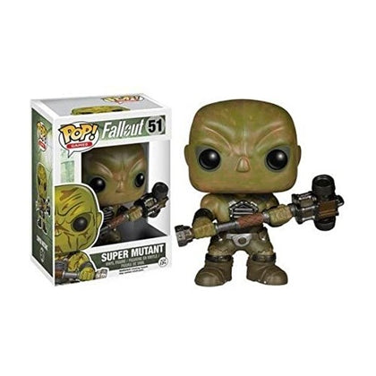 Pop! Vinyl Fallout (51) Super Mutant Preowned