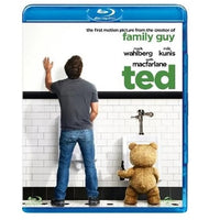 Blu-Ray - Ted (15) Preowned
