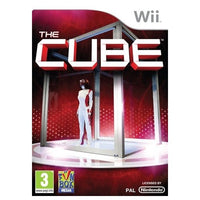 Wii - The Cube (3) Preowned