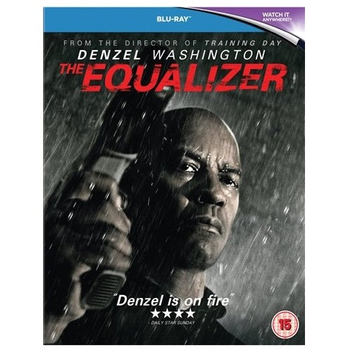 Blu-Ray - The Equalizer (15) Preowned