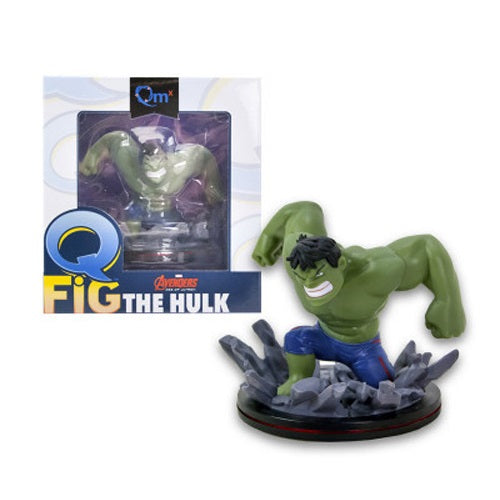 Fig Q The Hulk Boxed Preowned