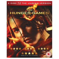Blu-Ray - The Hunger Games (15) Preowned