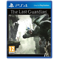 PS4 - The Last Guardian (12) Preowned