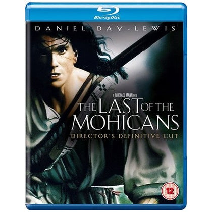 Blu-Ray - The Last Of The Mohicans (12) Used