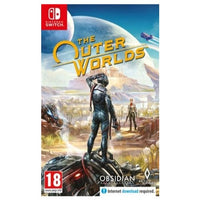 Switch - The Outer Worlds (18) Preowned