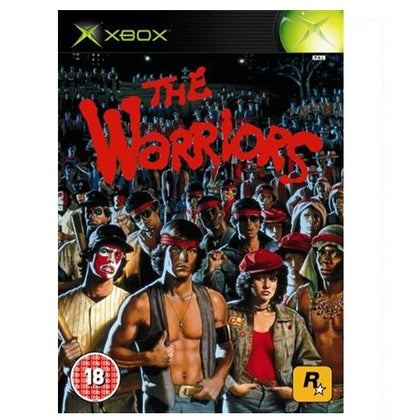Xbox - The Warriors (18) Preowned