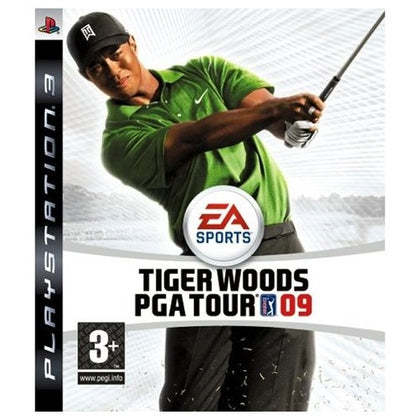 PS3 - Tiger Woods PGA Tour 09 (3+) Preowned