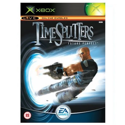Xbox - Timesplitters Future Perfect (15) Preowned