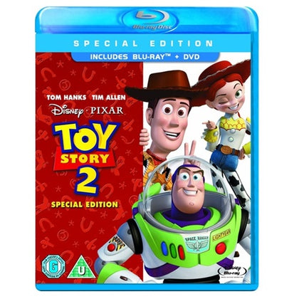 Blu-Ray - Toy Story 2 (U) Preowned