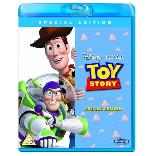 Blu-Ray - Toy Story (PG) Preowned
