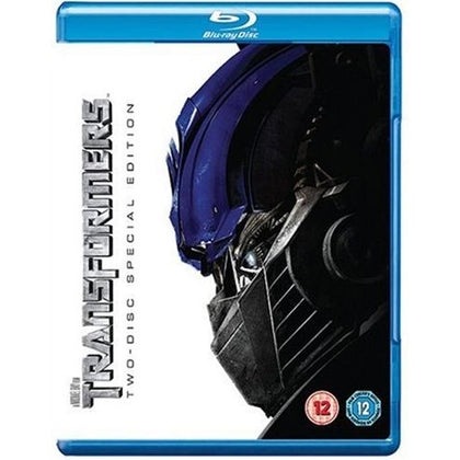 Blu-Ray - Transformers Two Disc Edition (12) Preowned