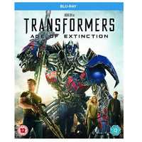 Blu-Ray - Transformers Age Of Extinction (12) Preowned
