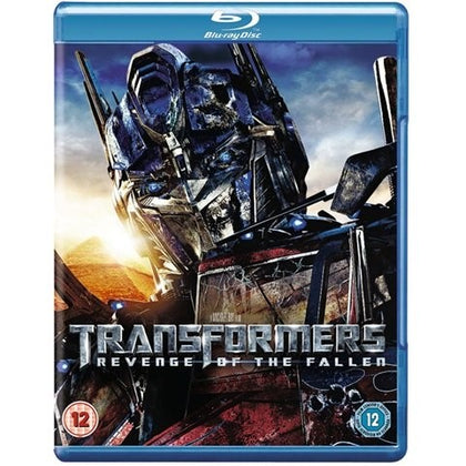 Blu-Ray - Transformers Revenge Of The Fallen (12) Preowned