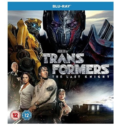 Blu-Ray - Transformers Last Knight (12) Preowned