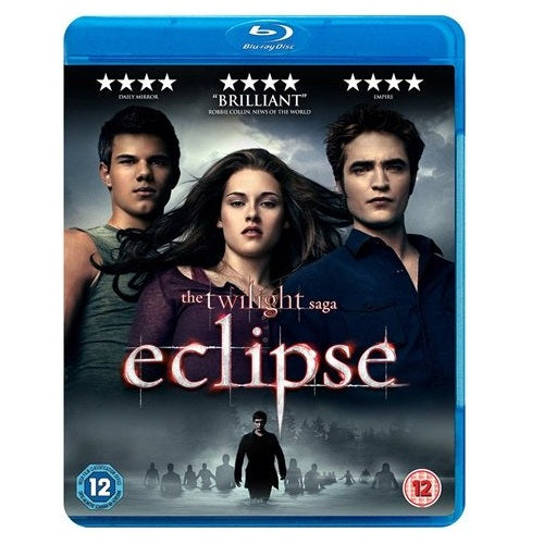 Blu-Ray - Twilight Eclipse (12) Preowned