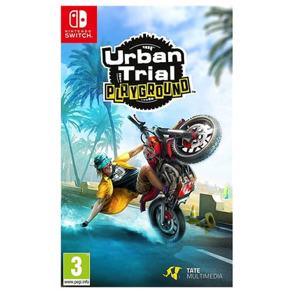 Switch - Urban Trial Playground (3) Preowned